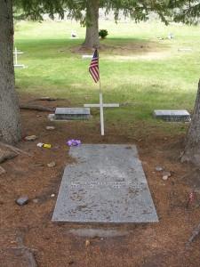Grave Site of Ernest Hemingway
