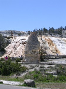 Mammoth Springs Hoodoo