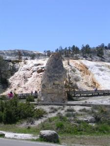 Mammoth Springs Hoodoo