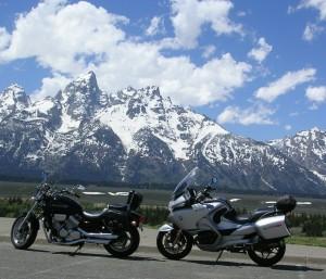 Grand Teton Scenic Turn-Out
