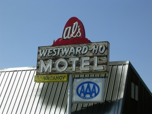 Westward Ho Motel, West Yellowstone, WY