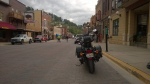 Main Street in Deadwood