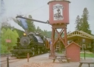 Hill City to Keystone 1880s Train