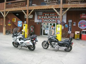 Knucklehead Saloon, Sturgis, SD
