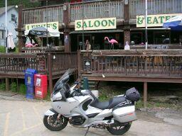 Lewie's Saloon near Lead, SD