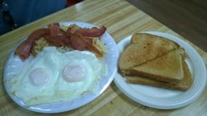 Breakfast at Lynne's Dakotamart