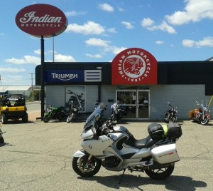 Indian Motorcycle Dealership, west Fargo