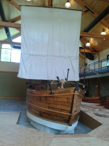 The Real Thing: One of the Original L&C Keelboats