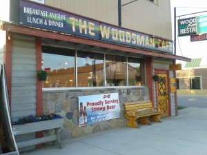 The Woodsman in Remer, MN